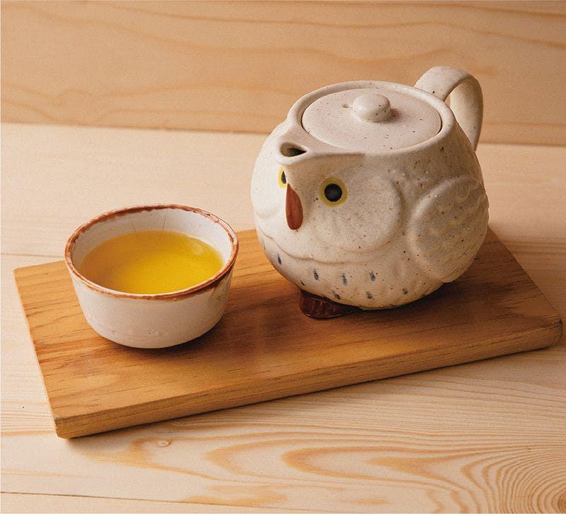 玄米烏龍茶 (H)