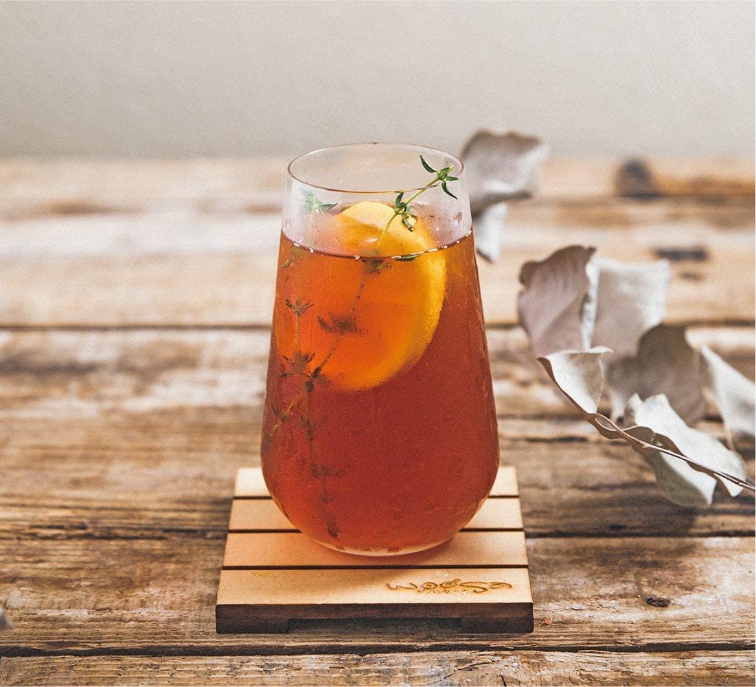 天堂鳥冰茶 (I)