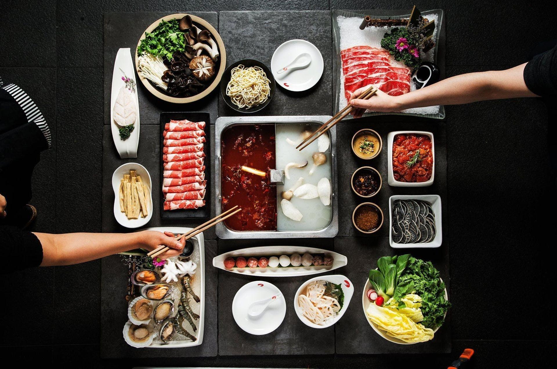京站店四人套餐(不含牛肉)